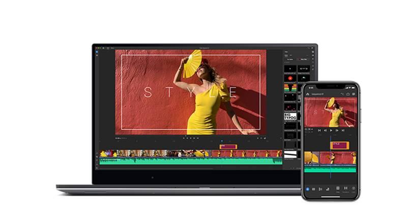 Adobe Premiere pro image