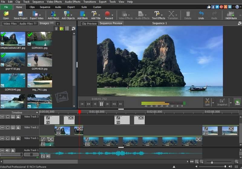 Videopage video editor image
