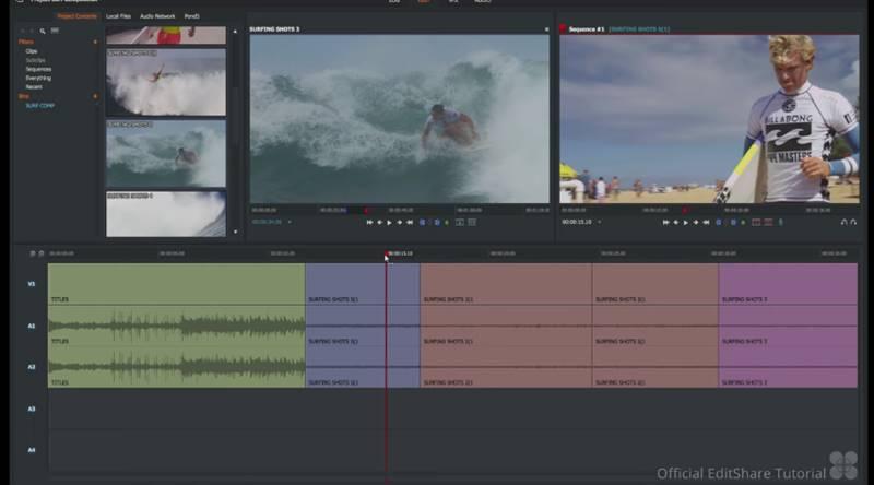 lightworks video editor image