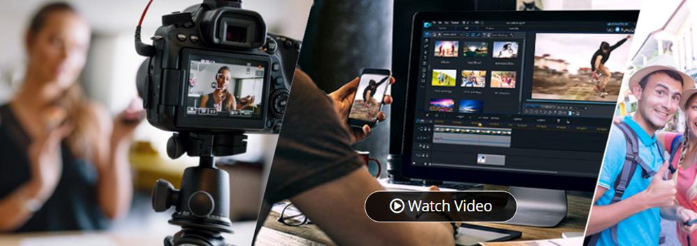 Cyberlink PowerDirector 365 video editor image