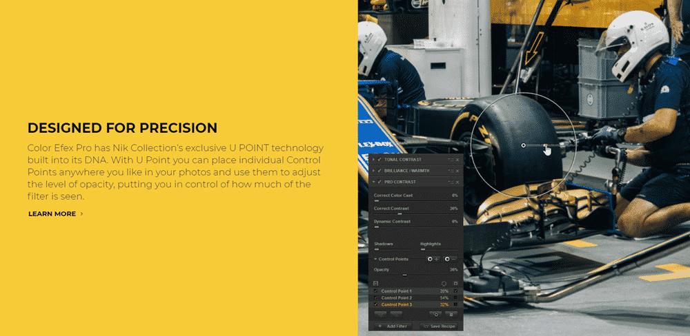 Color Efex Pro photo editor image